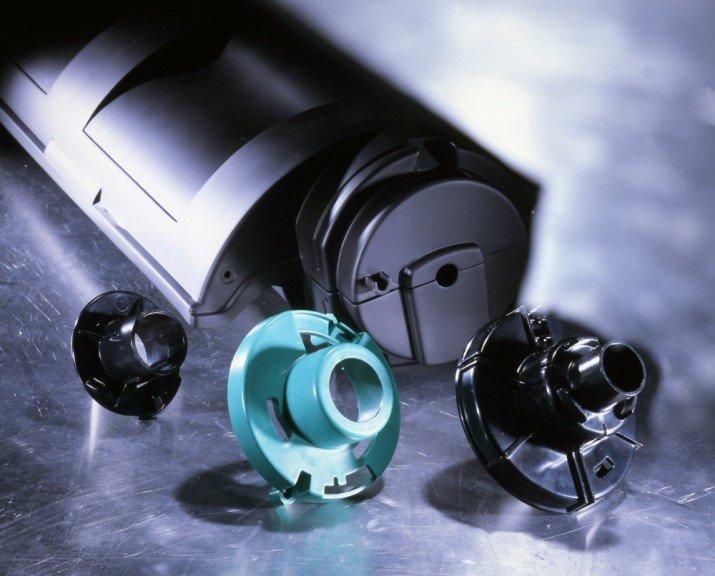 Preproduction Plastic Components