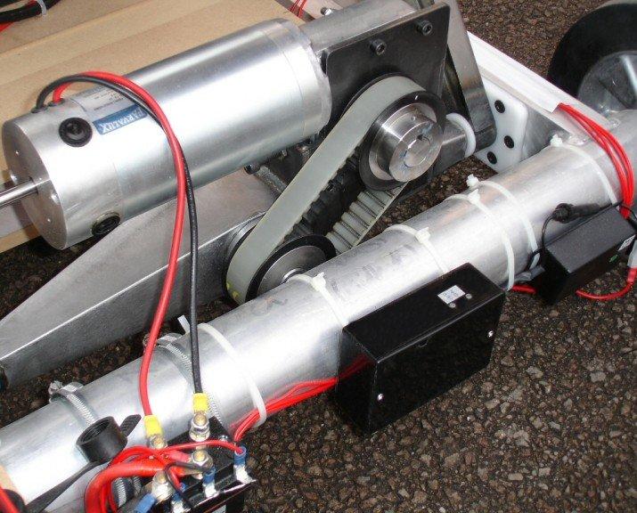 Prototype Electro-Mechanical Assemblies