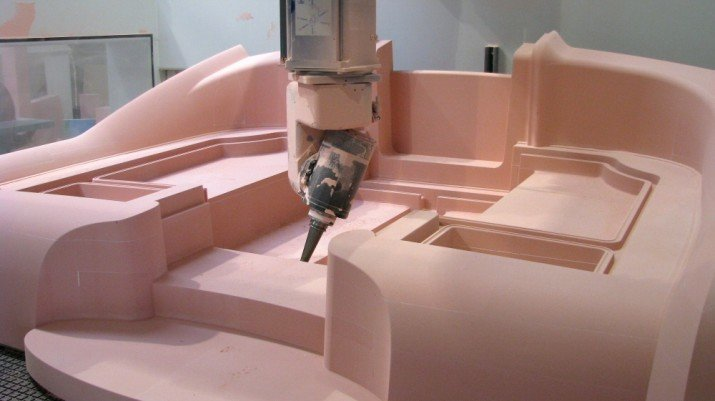 Large Scale CNC Patterns