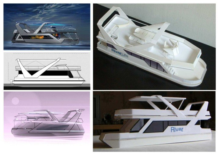 Scale Model Boats