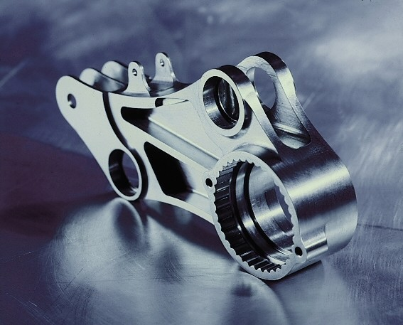 Stainless Steel CNC Marine Components