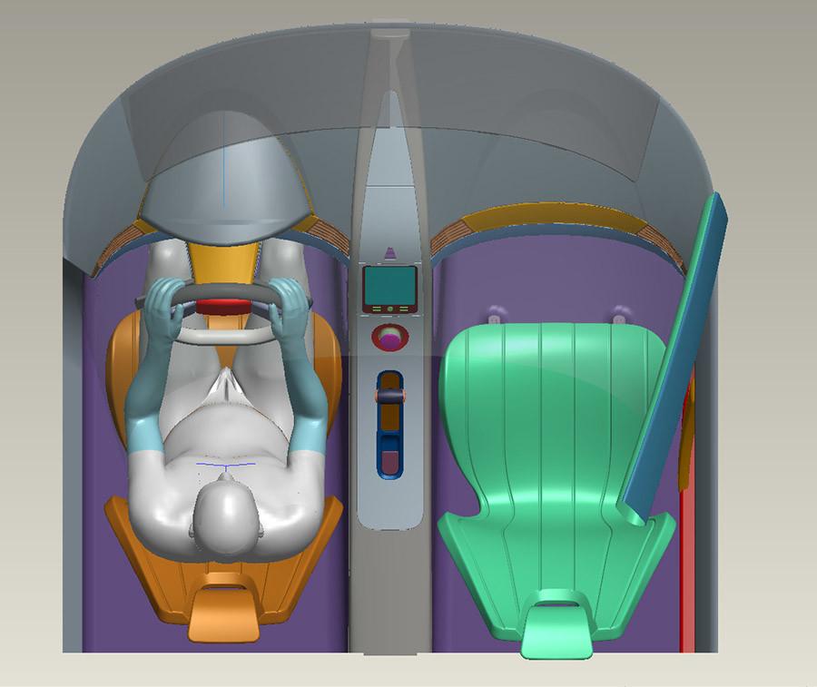 Automotive interior engineering