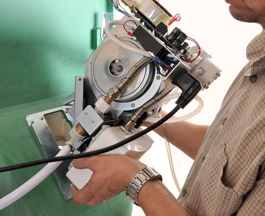 Electro-mechanical prototype