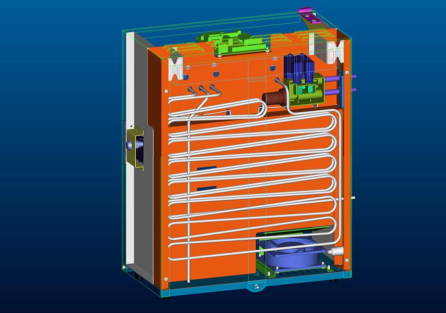 Heat pump engineering