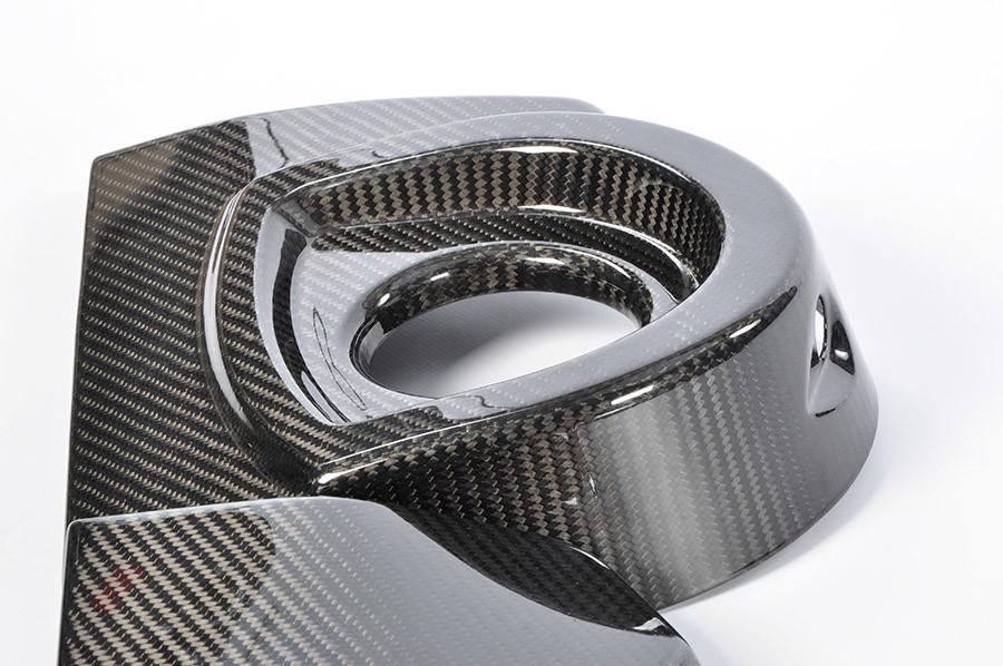 High quality composite parts