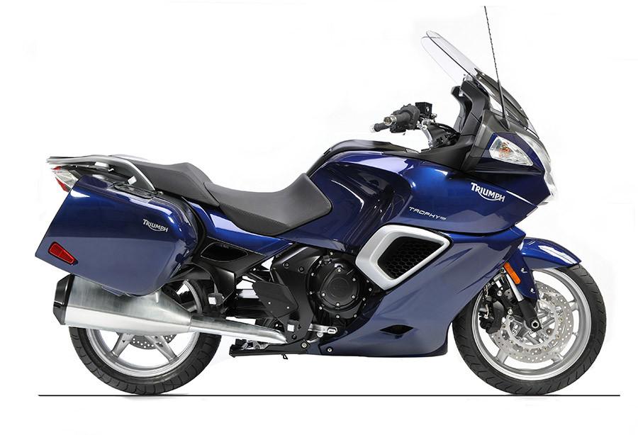 Motorcycle presentation models