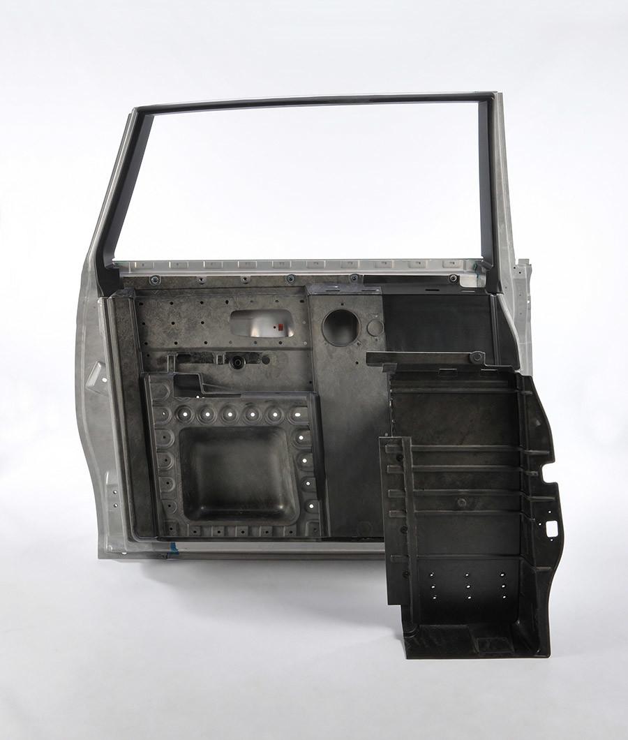 Production RIM PU parts
