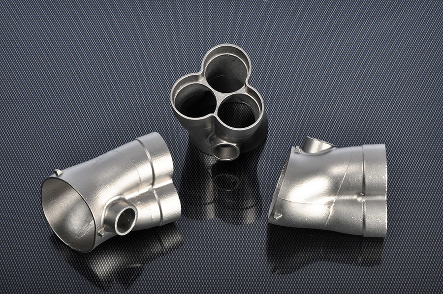 Stainless steel castings from Thermojet waxes