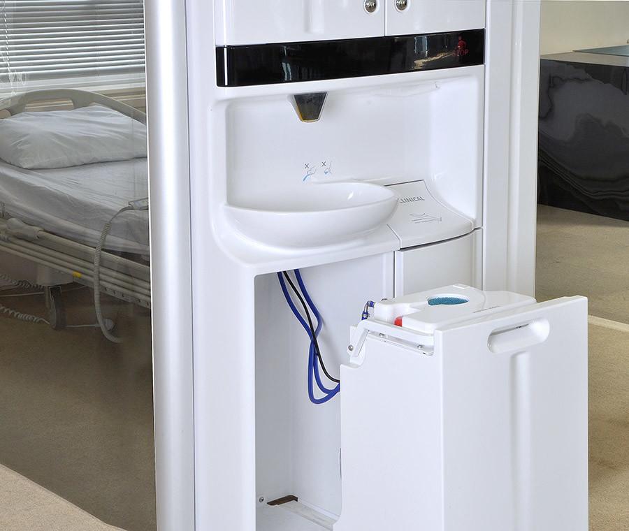 Working wash-station prototype